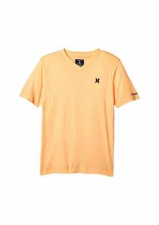Hurley Streaky Basic T-Shirt (Big Kids)