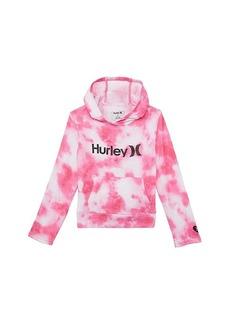 Hurley Tie-Dye Super Soft Pullover Hoodie (Big Kids)
