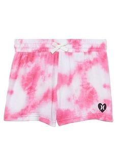 Hurley Tie-Dye Super Soft Shorts (Big Kids)