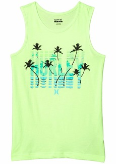 Hurley Torn Up Tank Top (Big Kids)