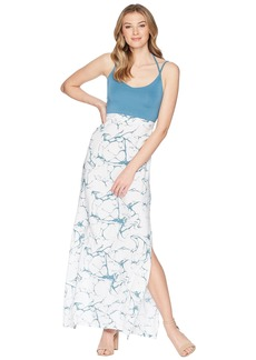 Hurley Tumble Dry Ruby Maxi Dress