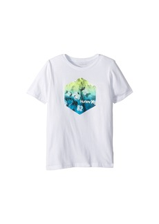 Hurley Watercolor Premium Tee (Big Kids)