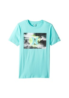 Hurley White Water Tee (Big Kids)