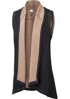 Ibex Women's Dyad Shawl Vest