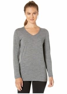 Icebreaker 200 Oasis Merino Baselayer Long Sleeve V-Neck