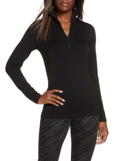 Icebreaker 260 Tech Merino Wool Half Zip Base Layer Top