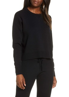 Icebreaker Carrigan Reversible Wool Blend Sweatshirt