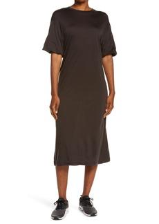 Icebreaker Cool-Lite Wool Blend Midi T-Shirt Dress