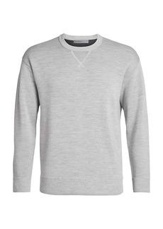 Icebreaker Men's Carrigan Reversible Sweater Sweatshirt