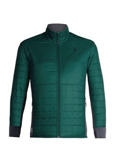 Icebreaker Men's Helix LS Zip Jacket