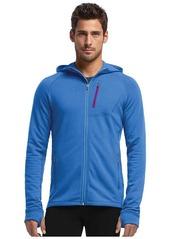 Icebreaker Men's Quantum Plus Long Sleeve Zip Hood