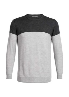 Icebreaker Men's Shearer Crewe Sweater