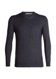 Icebreaker Men's Shearer V Sweater