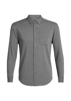 Icebreaker Men's Steveston LS Flannel Shirt