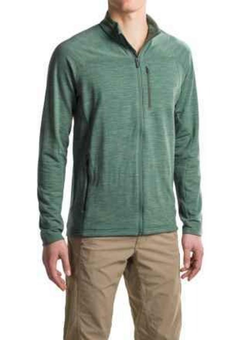 322136d194 Icebreaker Mt. Elliot RealFLEECE® Jacket - Merino Wool, Full Zip (For Men