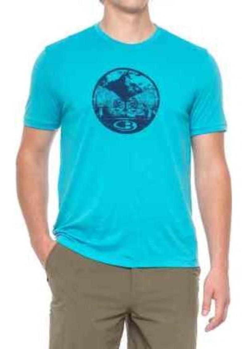 b10fef7f Icebreaker Tech Lite Challenge T-Shirt - Merino wool, Short Sleeve (For Men