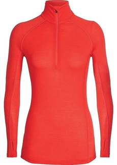 Icebreaker Women's 150 Zone LS Half Zip Top
