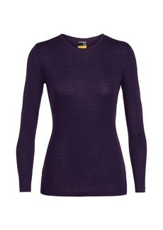 Icebreaker Women's 175 Everyday LS Crewe Top