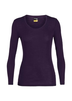 Icebreaker Women's 175 Everyday LS Scoop Neck Top