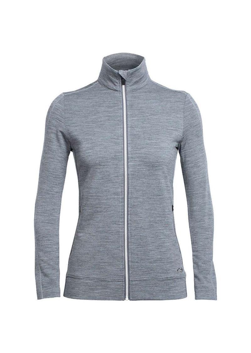 3fb8c148616 Icebreaker Icebreaker Women's Dia LS Zip Top | Casual Shirts