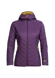 Icebreaker Women's Hyperia Hooded Jacket