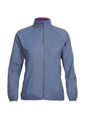 Icebreaker Women's Run Windbreaker Jacket