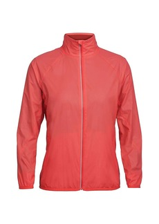 Icebreaker Women's Rush Windbreaker Jacket