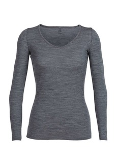Icebreaker Women's Siren LS Sweetheart Top