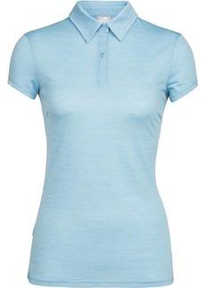 Icebreaker Women's Sphere SS Polo Shirt