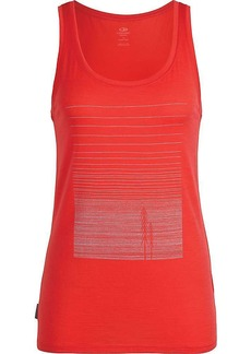 Icebreaker Women's Tech Lite Tank Woods