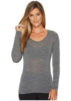 Icebreaker Siren Merino Long Sleeve Sweetheart