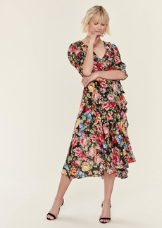 Icons Cha Cha Wrap Dress - S