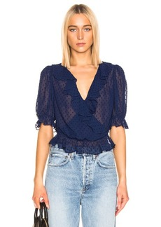 ICONS Objects of Devotion Cha Cha Blouse