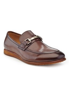 Ike Behar Men's Bruno Casuals Buckle Loafer Men's Shoes