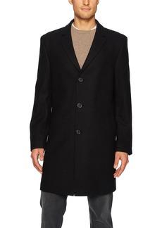 Ike Behar Men's Savoy Wool Top Coat