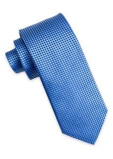 Ike Behar Nate Textured Silk Tie