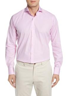 Ike Behar Regular Fit Check Dress Shirt