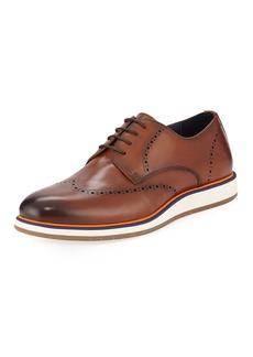 Ike Behar Men's George Hybrid Leather Oxfords