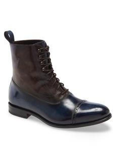 Men's Ike Behar Edge Cap Toe Boot