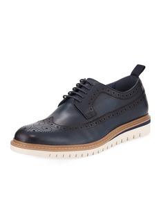 Ike Behar Men's Robert Hybrid Leather Dress Shoes