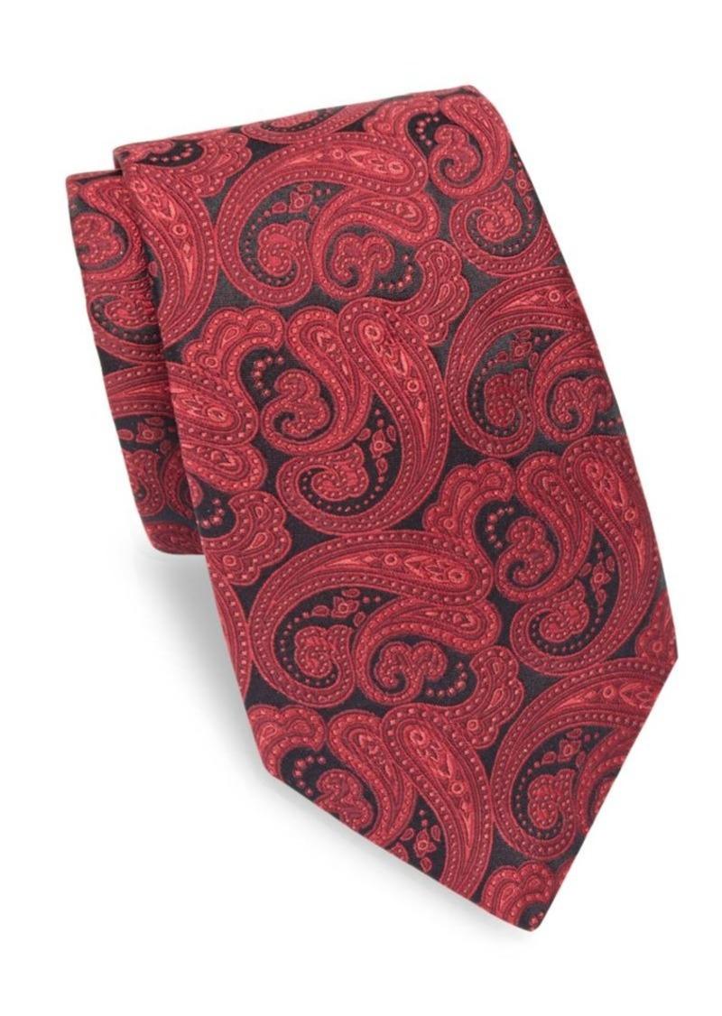 Ike Behar Persian Nights Silk Tie