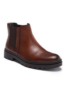 Ike Behar Steven Leather Chelsea Boot