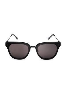 illesteva 64MM Cat Eye Sunglasses