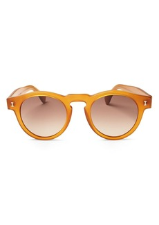 Illesteva Unisex Leonard Round Sunglasses 48mm