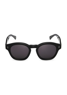 illesteva Madison 48MM Cat Eye Sunglasses