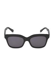 illesteva Mohawk 53MM Oversized Square Sunglasses
