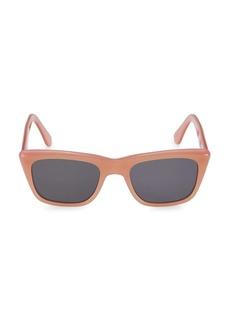 illesteva Santa Fe 50MM Square Sunglasses