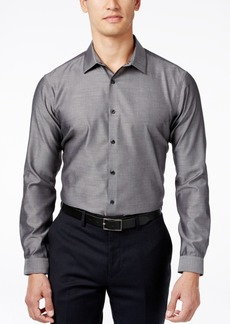 INC I.n.c. Men's Blake Long-Sleeve Non-Iron Shirt, Created for Macy's