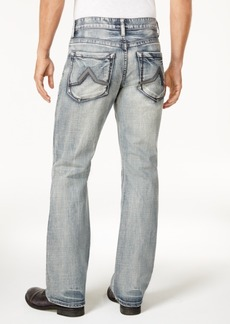 INC I.n.c. Men's Modern Bootcut Jeans, Created for Macy's