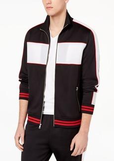 INC I.n.c. Men's Descendants Side-Stripe Track Jacket, Created for Macy's